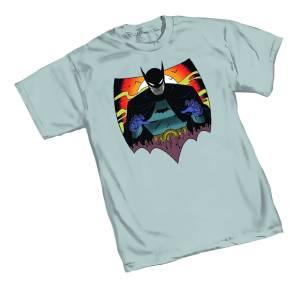 BATMAN NIGHTWATCH BY COOKE T/S LG $18.95