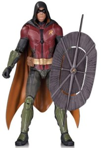 BATMAN ARKHAM KNIGHT ROBIN  Action Figure $24.95