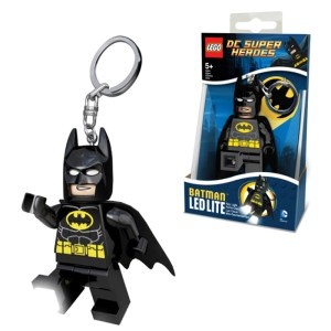 LEGO BATMAN KEYCHAIN LED LITE $13.99