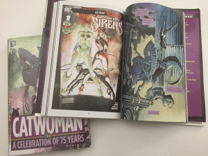 CATWOMAN A CELEBRATION OF 75 YEARS HC $39.99