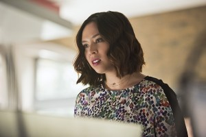 """The Flash -- """"Enter Zoom"""" -- Image FLA206B_0138b.jpg -- Pictured: Malese Jow as Linda Park -- Photo: Dean Buscher/The CW -- © 2015 The CW Network, LLC. All rights reserved."""