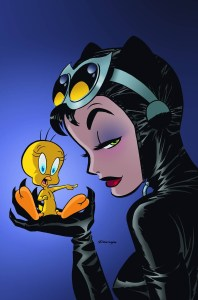 CATWOMAN #46 (Darwyn Cooke Looney Tunes variant)