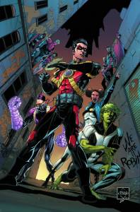 TEEN TITANS #15 (ROBIN WAR) $2.99