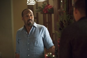 "The Flash -- ""Running to Stand Still"" -- Image: FLA209b_0173b.jpg -- Pictured: Jesse L. Martin as Detective Joe West -- Photo: Katie Yu/The CW -- © 2015 The CW Network, LLC. All rights reserved."