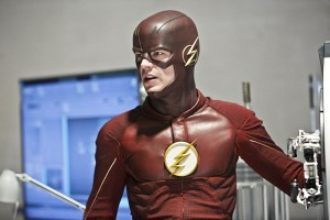 "The Flash -- ""The Reverse Flash Returns"" -- Image FLA211b_0091b -- Pictured: Grant Gustin as The Flash -- Photo: Bettina Strauss/The CW -- © 2016 The CW Network, LLC. All rights reserved."