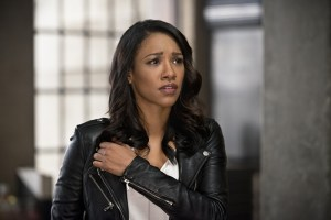 "The Flash -- ""The Reverse Flash Returns"" -- Image FLA211a_0178b -- Pictured: Candice Patton as Iris West -- Photo: Diyah Pera/The CW -- © 2016 The CW Network, LLC. All rights reserved."