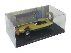 DC BATMAN AUTO FIG MAG #79 CLASSIC TV CATMOBILE