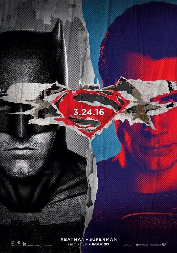 Batman v Superman soundtrack Cover