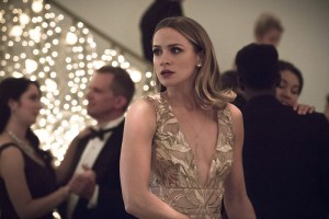 """The Flash -- """"Potential Energy"""" -- Image FLA210b_0069b -- Pictured: Shantel Van Santen as Detective Patty Spivot -- Photo: Katie Yu/The CW -- © 2016 The CW Network, LLC. All rights reserved."""