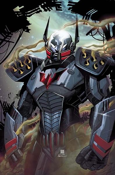 Tim Drake - Gordon's Recolored GCPD Batman Armor