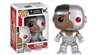 Justice League Cyborg Pop dc comics news