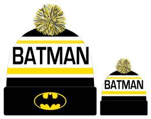 DC HEROES BATMAN BIGGEST FAN KNIT CAP