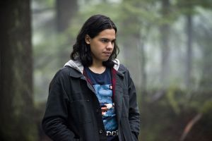 """The Flash -- """"Escape From Earth-2"""" -- Image FLA214b_0025b -- Pictured: Carlos Valdes as Cisco Ramon -- Photo: Bettina Strauss/The CW -- © 2016 The CW Network, LLC. All rights reserved."""