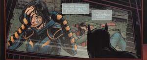 Batman and Robin Eternal 18 Cassandra