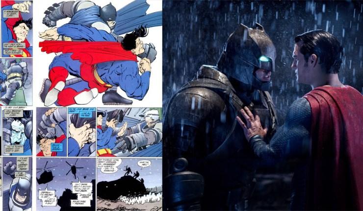 Batman v Superman Opinion dc comics news