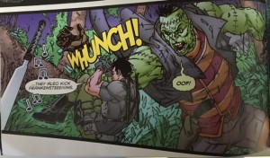 Grayson 17 Frankenstein