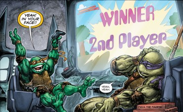 Batman TMNT Dc Comics News