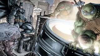 Batman TMNT Dc Comics News