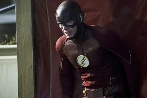 "The Flash -- ""Back to Normal"" -- Image: FLA219b_0131b.jpg -- Pictured: Grant Gustin as The Flash -- Photo: Katie Yu/The CW -- © 2016 The CW Network, LLC. All rights reserved."