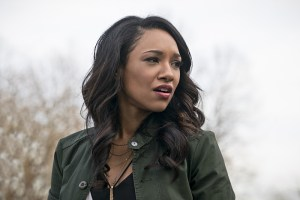 "The Flash -- ""Back to Normal"" -- Image: FLA219a_0034b.jpg -- Pictured: Candice Patton as Iris West -- Photo: Katie Yu/The CW -- © 2016 The CW Network, LLC. All rights reserved."
