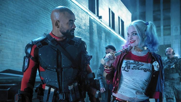 Suicide Deadshot Harley
