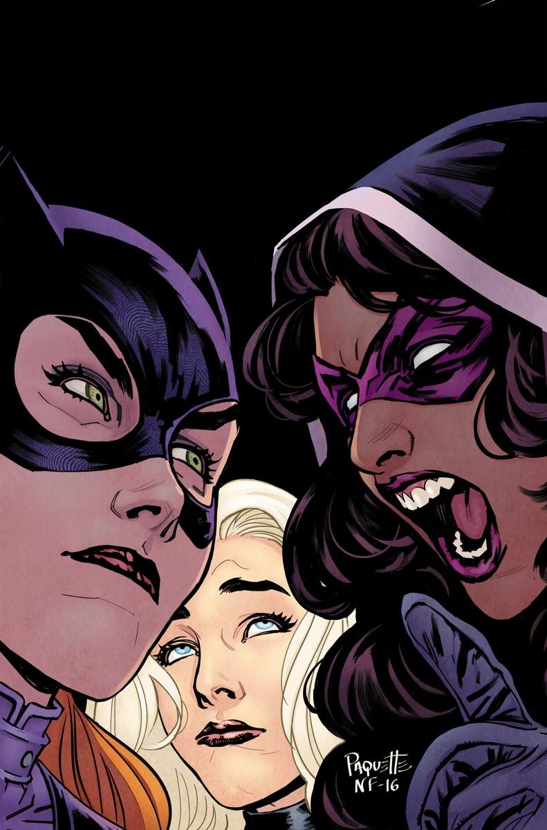 Batgirl and the Birds of Prey: Rebirth #1