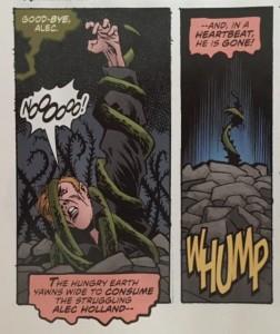 Swamp Thing 4 Alec goes Under