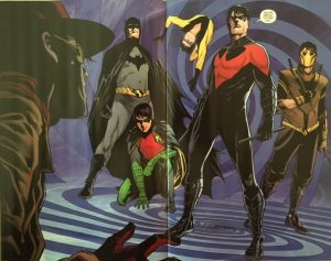 Grayson 20 The Many Identities of Dick Grayson
