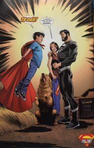 Lois and CLark 8 Jon CAN fly