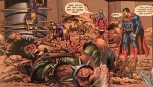 Coming of the Supermen 4 Kalibak
