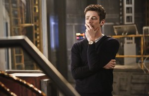 "The Flash -- ""Rupture"" -- Image: FLA220b_0145b2.jpg -- Pictured: Grant Gustin as Barry Allen -- Photo: Bettina Strauss/The CW -- © 2016 The CW Network, LLC. All rights reserved."
