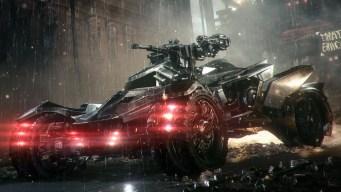 Dc Comics News Batmobile Arkham Justice Leauge