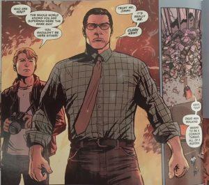 Action 957 Clark Kent