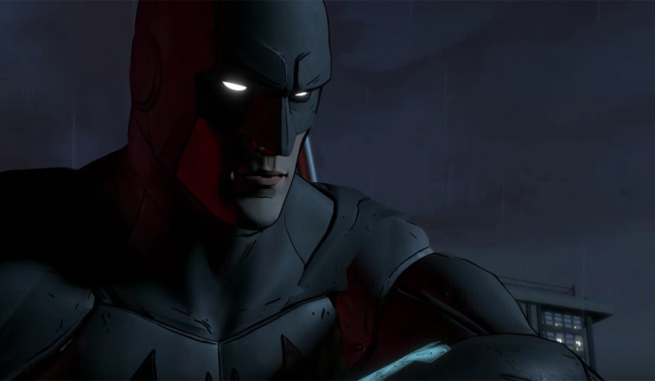 batman telltale trailer dc comics news