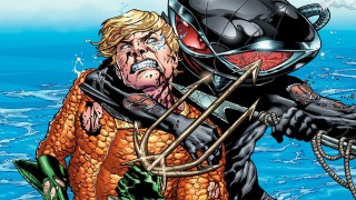 aquaman rebirth #2 dc comics news