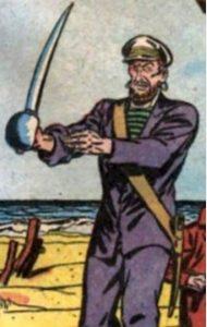 Aquaman 2 Golden Age Blackjack