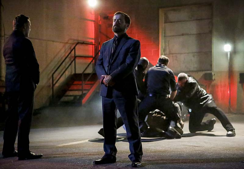 """Arrow -- """"Legacy"""" -- Image AR501d_0269b --- Pictured: David Nykl as Anatoly Knyazev -- Photo: Bettina Strauss/The CW -- Ì?å© 2016 The CW Network, LLC. All Rights Reserved."""