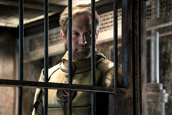 """The Flash -- """" Flashpoint"""" -- Image: FLA301b_0135b.jpg -- Pictured: Matthew Letscher as Eobard Thawne -- Photo: Katie Yu/The CW -- © 2016 The CW Network, LLC. All rights reserved."""