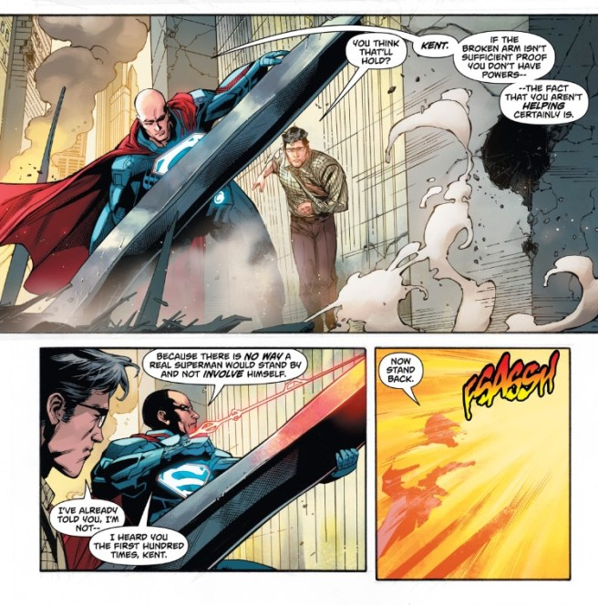 Action 961 Clark and Luthor