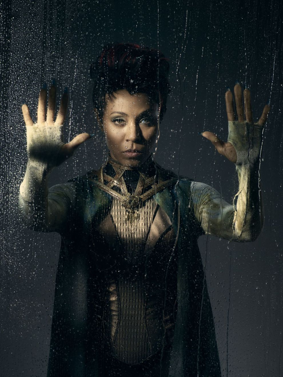 GOTHAM: Jada Pinkett Smith. ©2016 Fox Broadcasting Co. Cr: Kevin Lynch/FOX