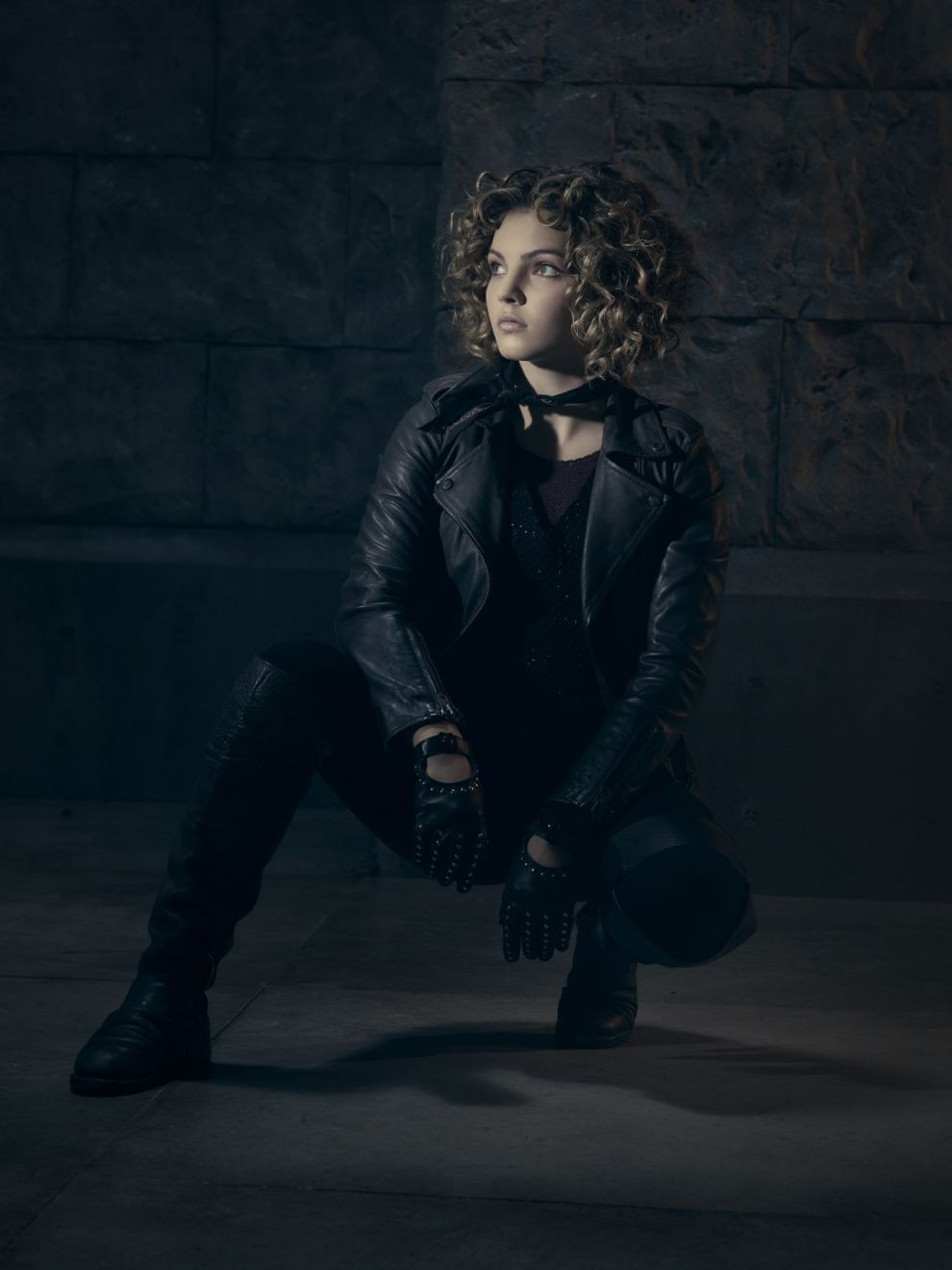 GOTHAM: Camren Bicondova. ©2016 Fox Broadcasting Co. Cr: Kevin Lynch/FOX