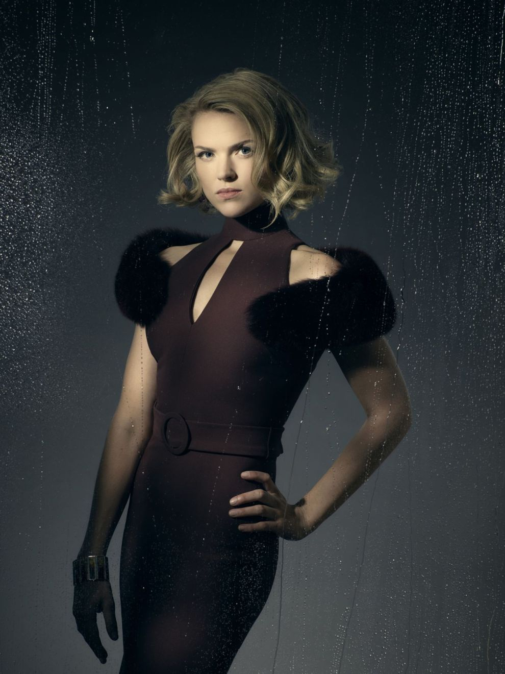 GOTHAM: Erin Richards.  ©2016 Fox Broadcasting Co. Cr: Kevin Lynch/FOX