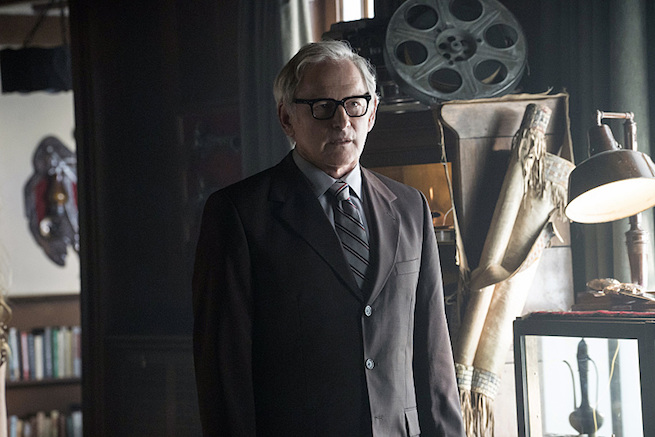 "DC's Legends of Tomorrow --""The Justice Society of America""-- Image LGN202b_0115.jpg -- Pictured: Victor Garber as Professor Martin Stein -- Photo: Katie Yu/The CW -- © 2016 The CW Network, LLC. All Rights Reserved."