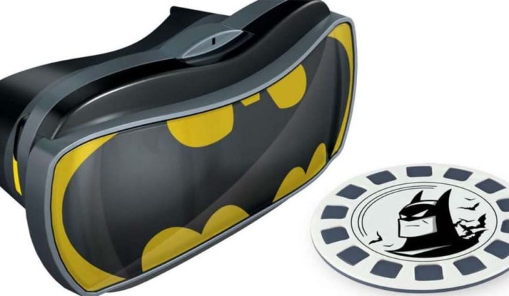 Batman VR DC Comics News