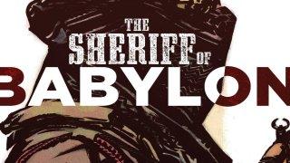 Sheriff of Babylon 10 cover
