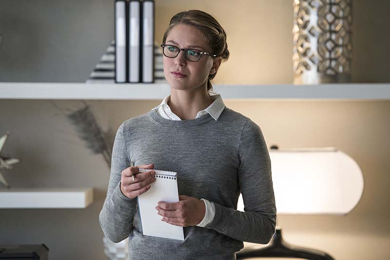 "Supergirl -- ""Welcome to Earth"" -- Image SPG203a_0073 -- Pictured: Melissa Benoist as Kara/Supergirl -- Photo: Diyah Pera/The CW -- Ì?å© 2016 The CW Network, LLC. All Rights Reserved"
