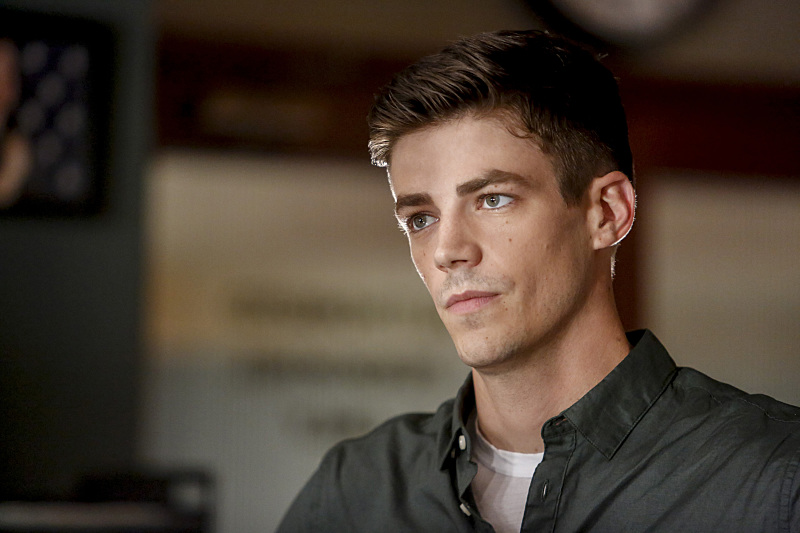 "The Flash -- ""Magenta"" -- Image: FLA303b_0209b.jpg -- Pictured: Grant Gustin as Barry Allen -- Photo: Bettina Strauss/The CW -- © 2016 The CW Network, LLC. All rights reserved."