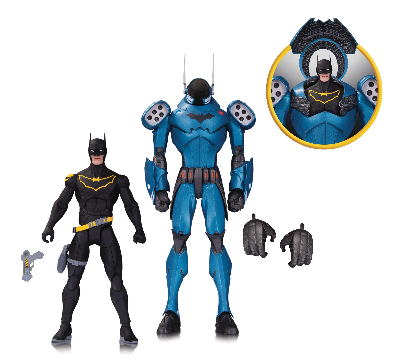 DC Batman Greg Capullo Designer Series Green Lantern Action Figure #19