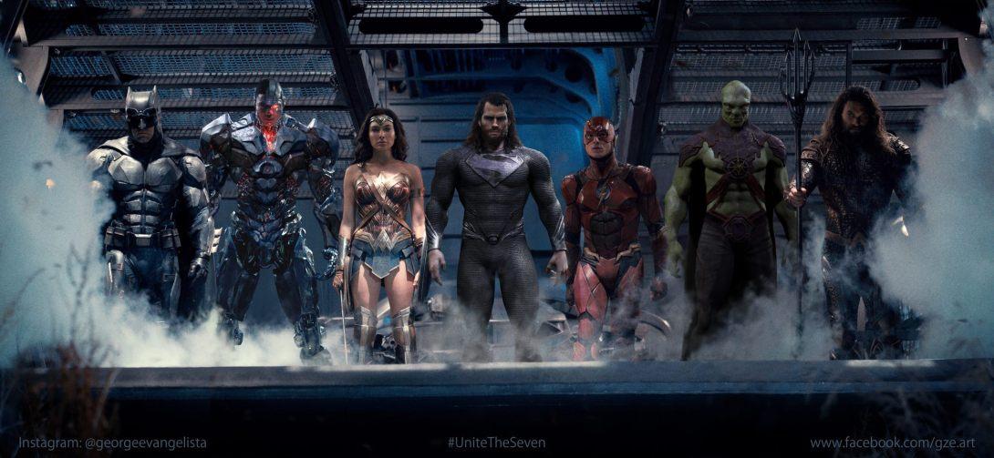 Justice League George Evangelista dc comics news