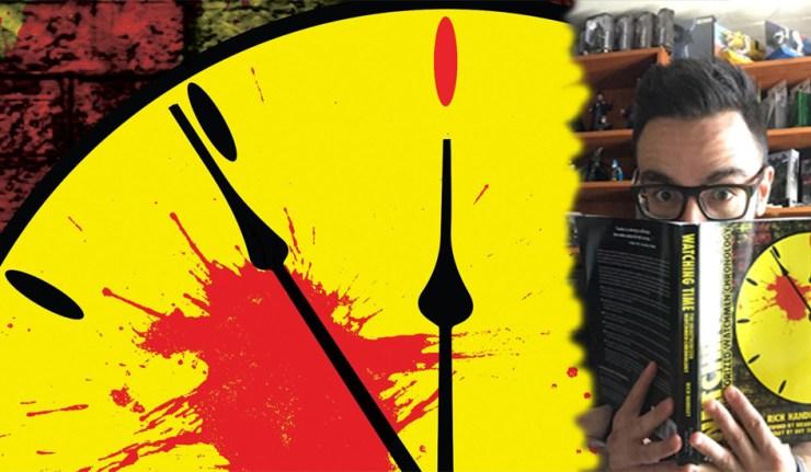 watchmen book review dc comics news